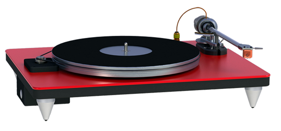 VPI Traveler turntable available June 1st