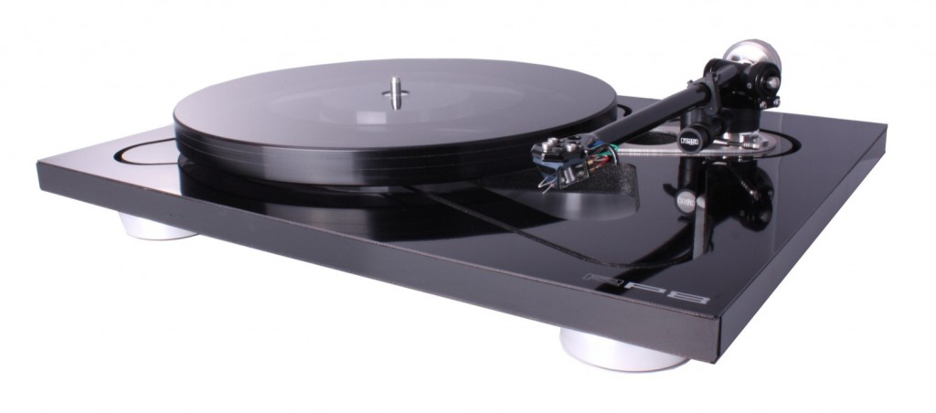 An Evolution of Design: The Rega RP8